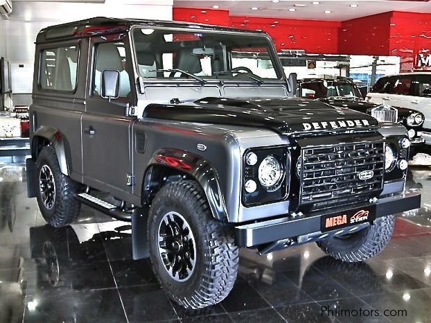 New Land Rover Defender 90 Adventure 2016 Defender 90 Adventure For Sale Quezon City Land