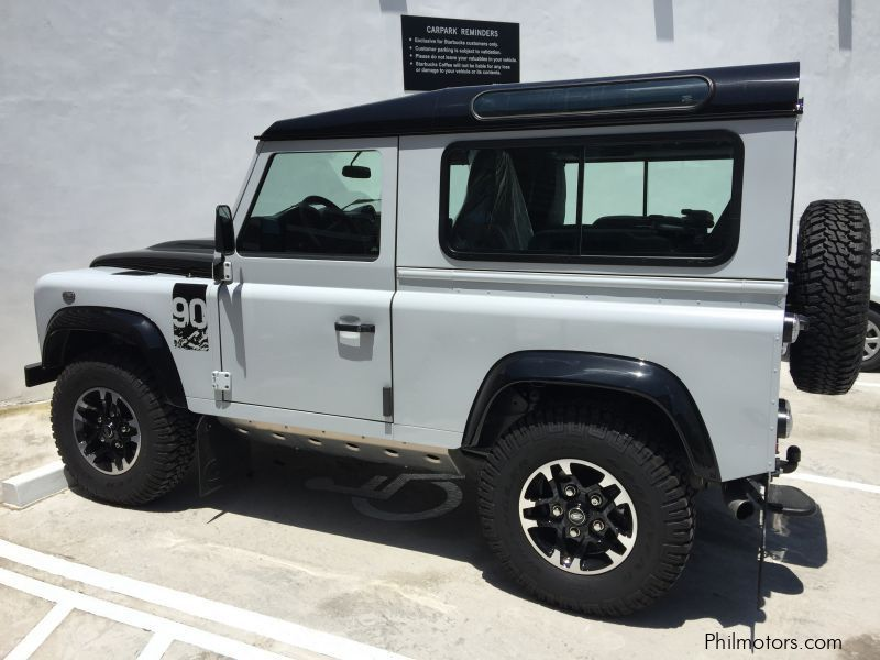 used land rover defender 90 adventure limited 2016 defender 90 adventure limited for sale. Black Bedroom Furniture Sets. Home Design Ideas