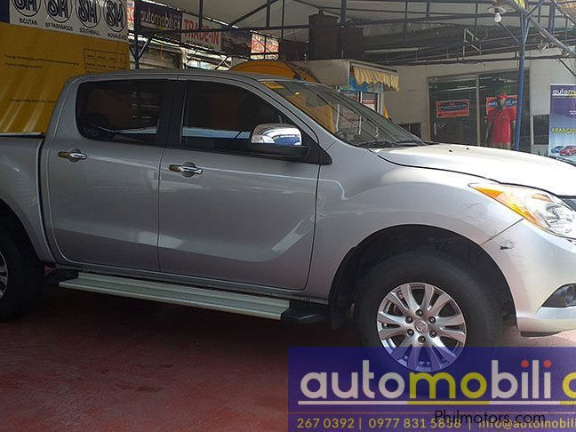 Mazda BT-50 in Philippines