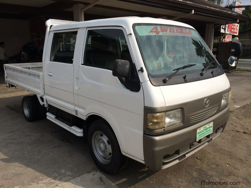 New Mazda Bongo Double Cab R2 Diesel Engine