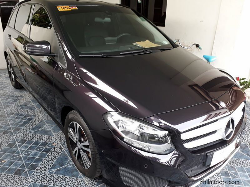 New mercedes benz mercedez benz b180 2016 mercedez benz for Mercedes benz price philippines
