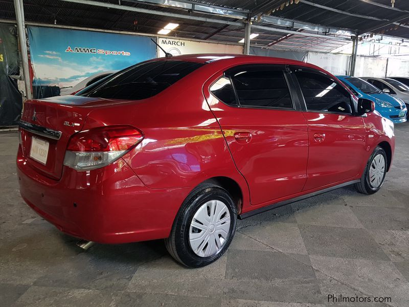 Used Mitsubishi Mirage G4 Glx 2016 Mirage G4 Glx For