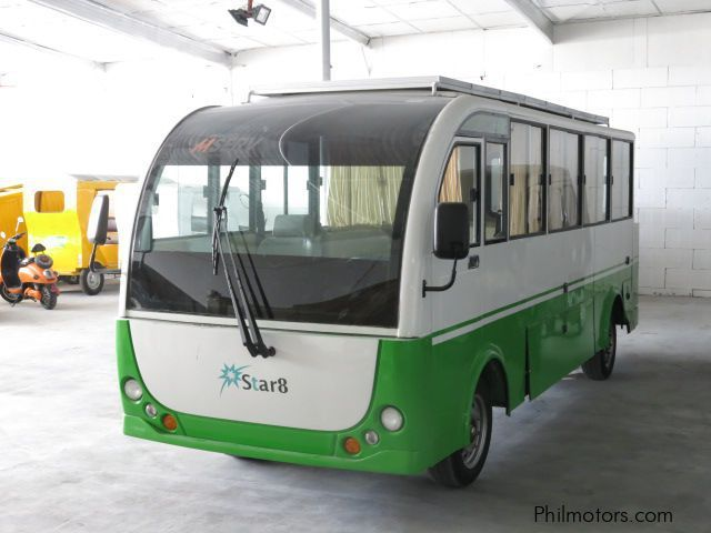 Used Owner Type Electric Bus Electric