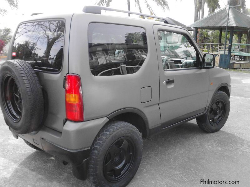 Suzuki Jimny Second Hand For Sale Philippines