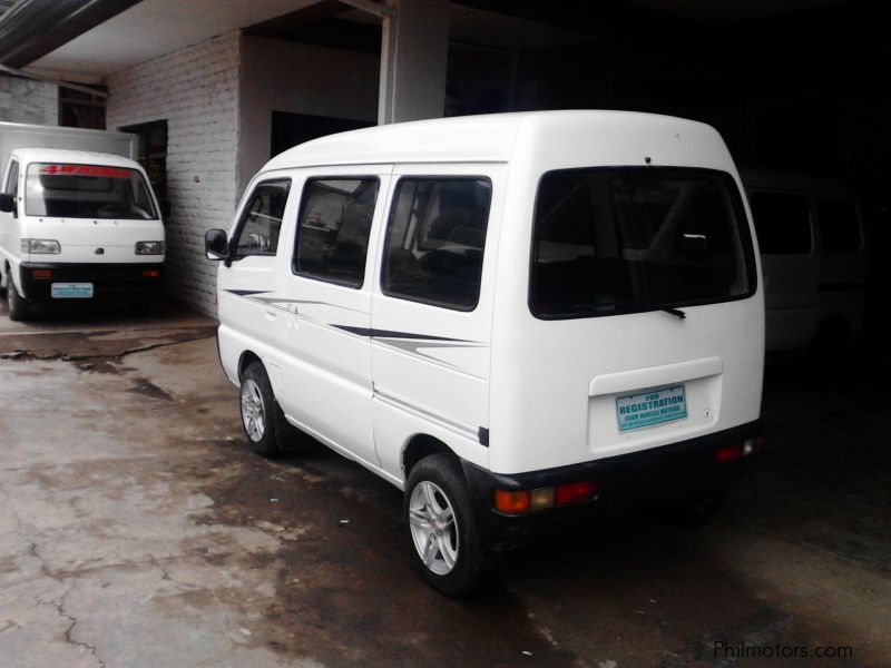 Second Hand Suzuki Carry Van For Sale