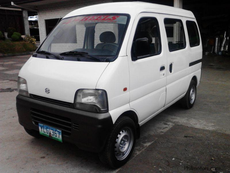 Suzuki Transformer Multicab