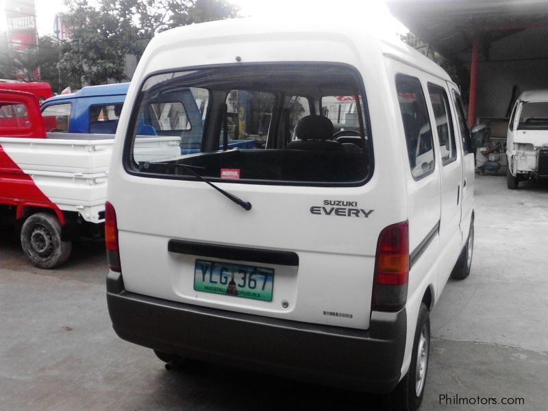 Used Suzuki Multicab Every Van   2016 Multicab Every Van ...