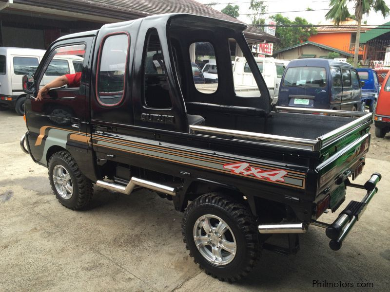 Suzuki Pickup Price Philippines