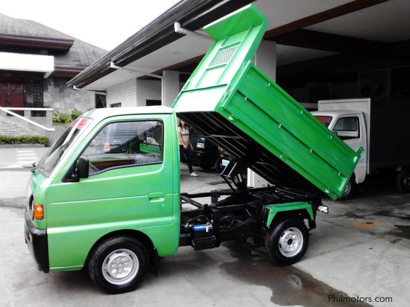 Suzuki Pickup Installment