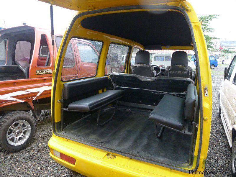 Auto Supply Business For Sale Philippines: Used Suzuki Multicab Van Type