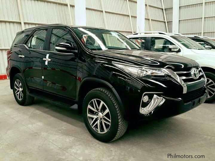 New Toyota All New Fortuner 2016 All New Fortuner For