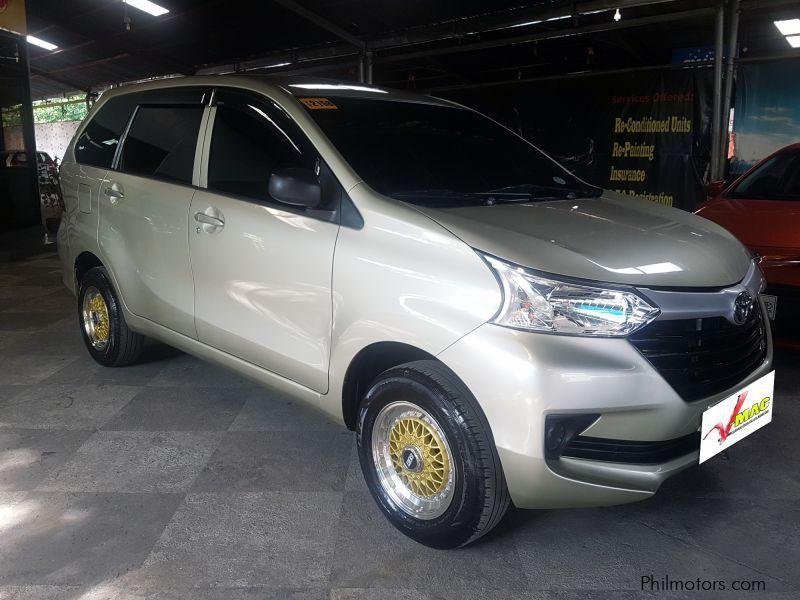 J And J Auto Sales >> Used Toyota Avanza J | 2016 Avanza J for sale | Davao Del ...
