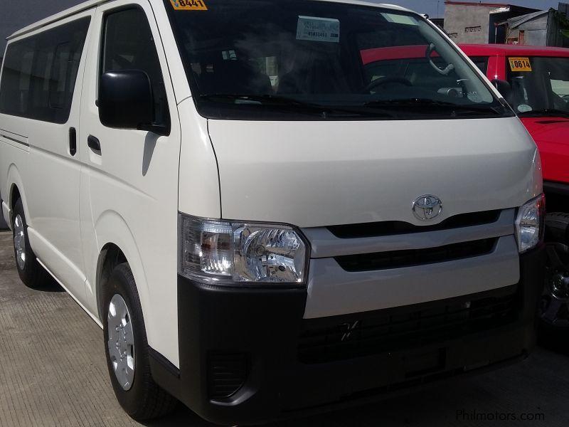 e7dea573d1 Toyota Hiace Commuter 3.0 2016 in Philippines ...