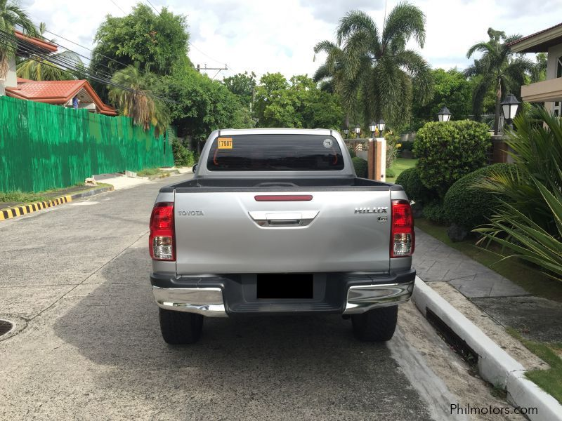 Used Toyota Hilux 2016 Hilux for sale