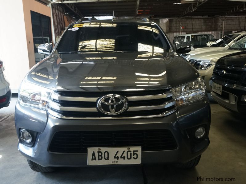 used toyota hilux 2016 hilux for sale pasig city toyota hilux sales toyota hilux price 1,250,000 used cars