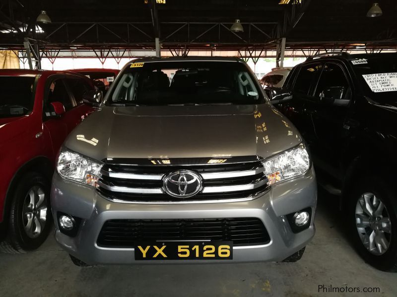 used toyota hilux 2016 hilux for sale pasig city toyota hilux sales toyota hilux price 1,300,000 used cars