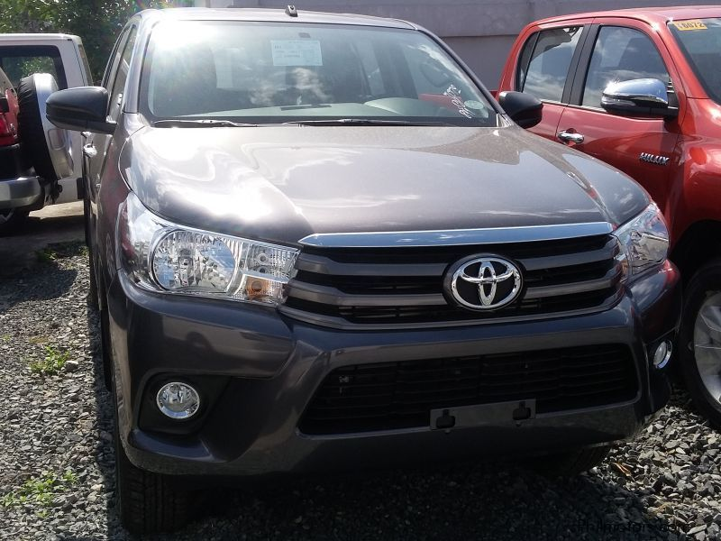 New Toyota Hilux 2016 2016 Hilux 2016 for sale