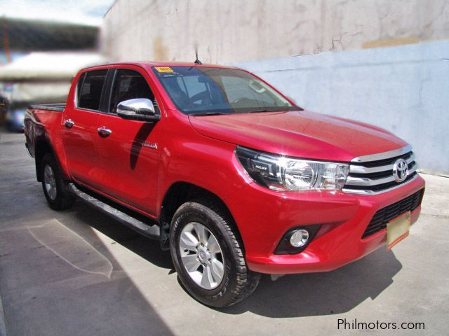 2nd hand toyota hilux