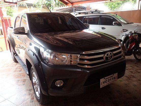 Used Toyota Hilux E 2016 Hilux E for sale
