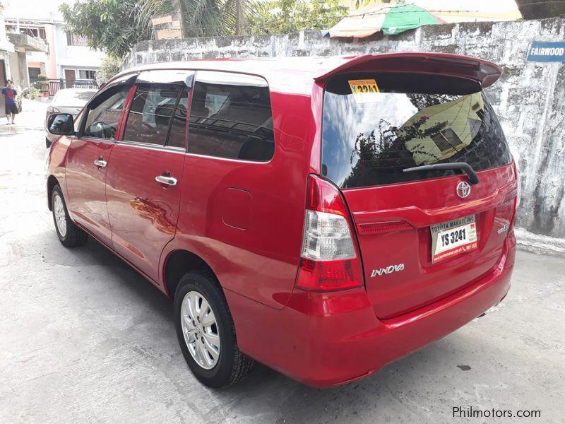E Car For Sale Philippines >> Used Toyota Innova E | 2016 Innova E for sale | Quezon City Toyota Innova E sales | Toyota ...