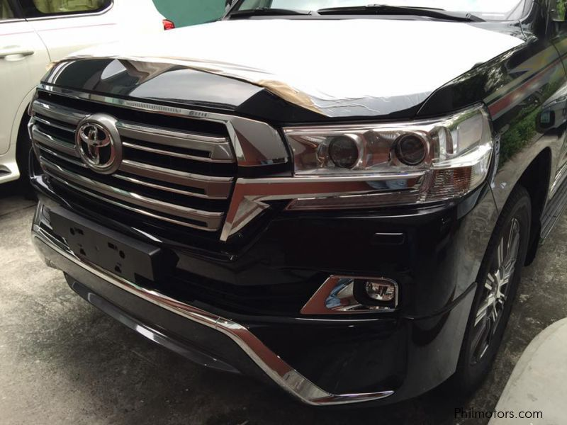 New Toyota Land Cruiser Safari Dubai Version 2016 Land
