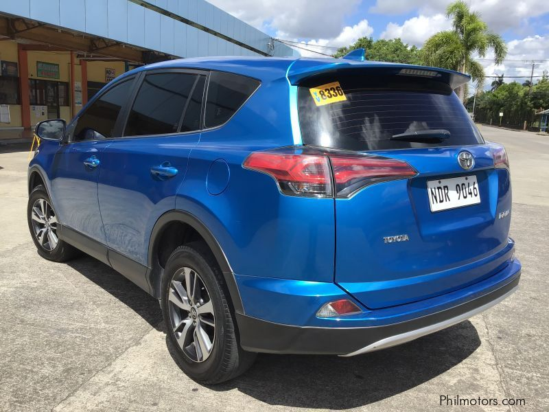 Toyota Rav4 automatic Lucena City in Philippines