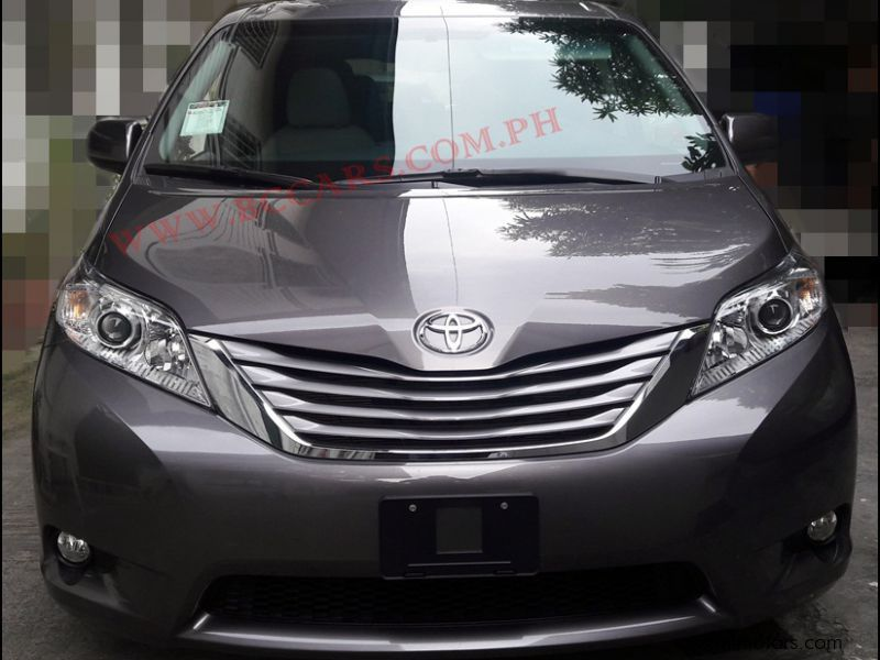 new toyota sienna 2016 sienna for sale pasig city toyota sienna sales toyota sienna price. Black Bedroom Furniture Sets. Home Design Ideas
