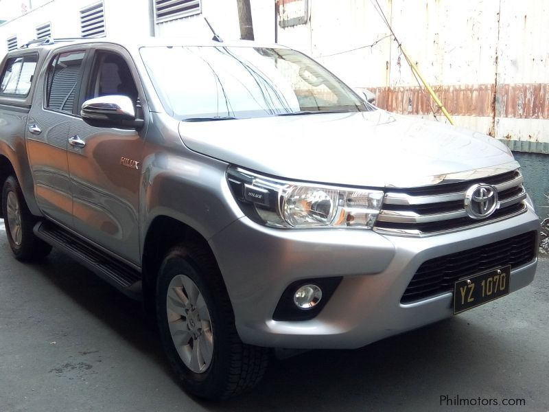 used toyota toyota hilux 2 8 g 4x4 manual diesel 2016 2016 toyota hilux 2 8 g 4x4 manual. Black Bedroom Furniture Sets. Home Design Ideas