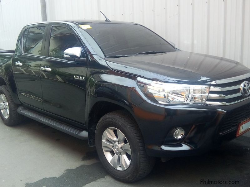used toyota toyota hilux g 2 8 4x4 diesel automatic 2016 2016 toyota hilux g 2 8 4x4 diesel. Black Bedroom Furniture Sets. Home Design Ideas