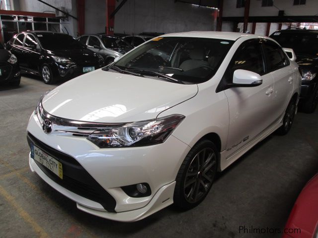 Used Toyota Vios TRD G | 2016 Vios TRD G for sale | Quezon City Toyota ...