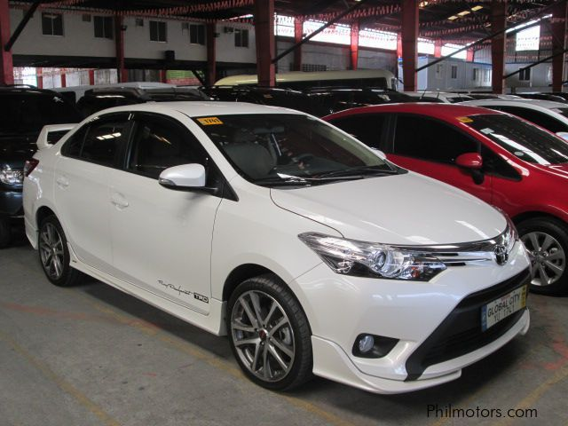 Used Toyota Vios Trd G 2016 Vios Trd G For Sale Quezon