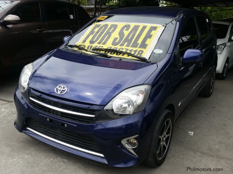 Used Toyota Wigo G 2016 Wigo G For Sale Cavite Toyota