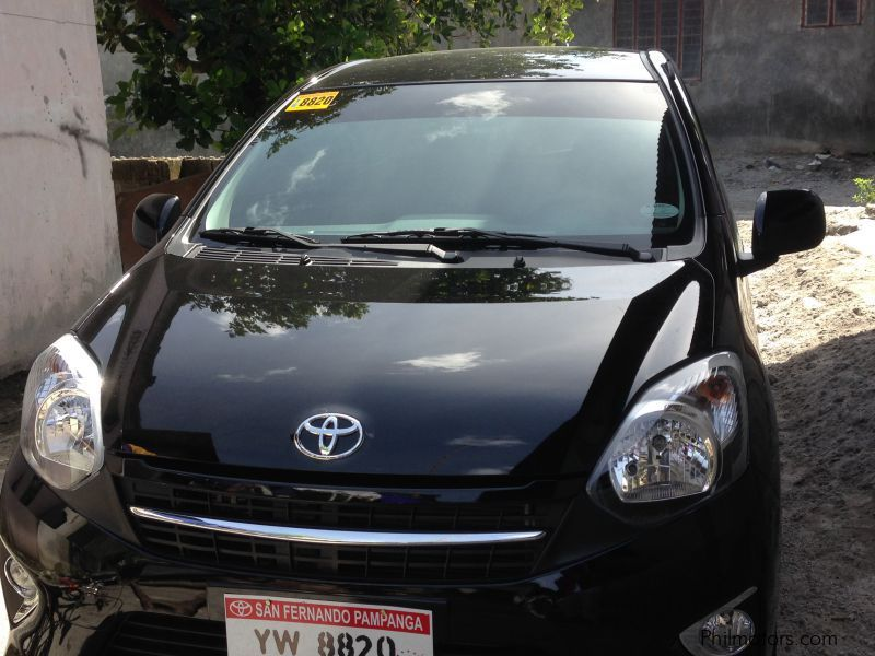 Used Toyota Wigo 2016 Wigo For Sale Pampanga Toyota Wigo Sales