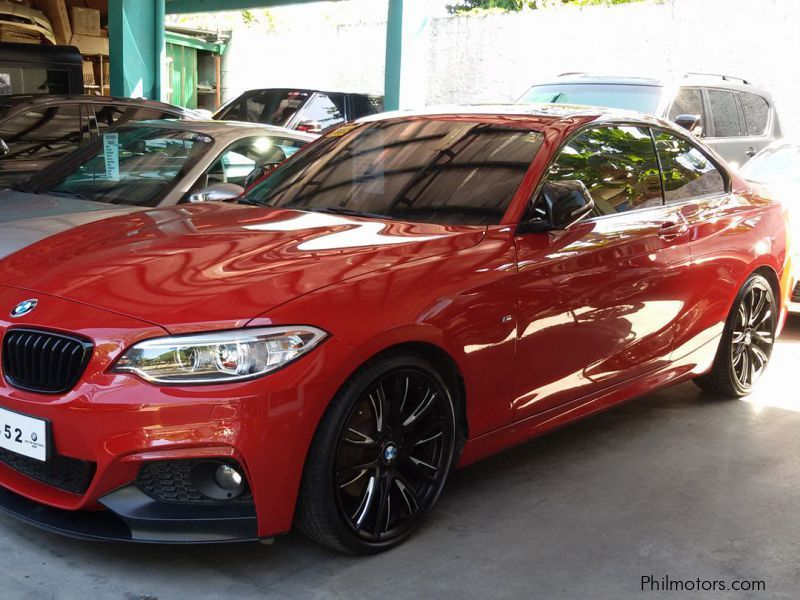 Used Bmw 220i Coupe 2017 220i Coupe For Sale Paranaque