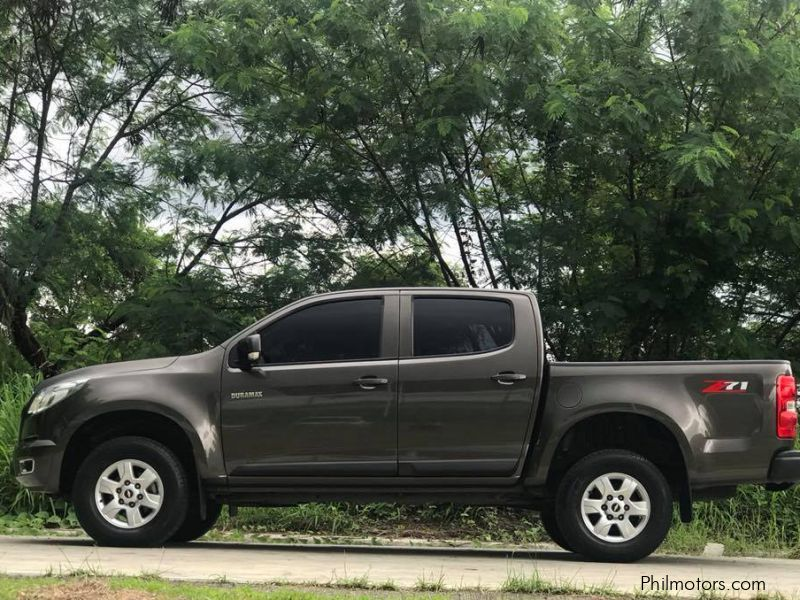 used chevrolet colorado 2017 colorado for sale paranaque city chevrolet colorado sales chevrolet colorado price 950,000 used cars