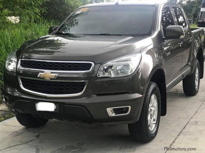 Used Chevrolet Colorado 2017 Colorado For Sale Paranaque City