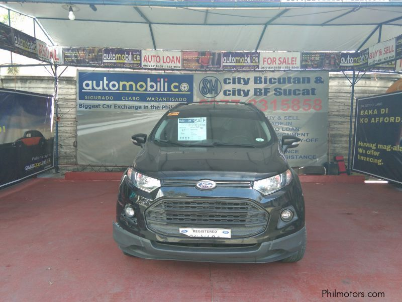 used ford ecosport 2017 ecosport for sale paranaque city ford ecosport sales ford ecosport price 748,000 used cars