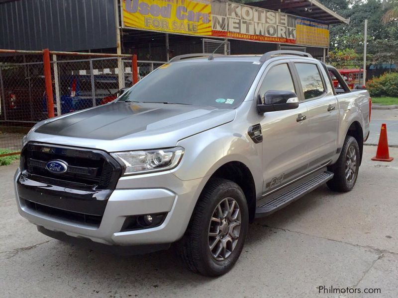 Used Ford Ranger Fx4 | 2017 Ranger Fx4 for sale | Marikina ...