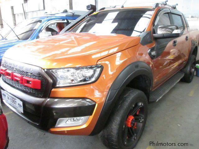 Used Ford Ranger Wildtrak 2017 Ranger Wildtrak For Sale