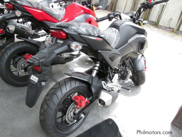 new honda msx 125 2017 msx 125 for sale quezon city. Black Bedroom Furniture Sets. Home Design Ideas