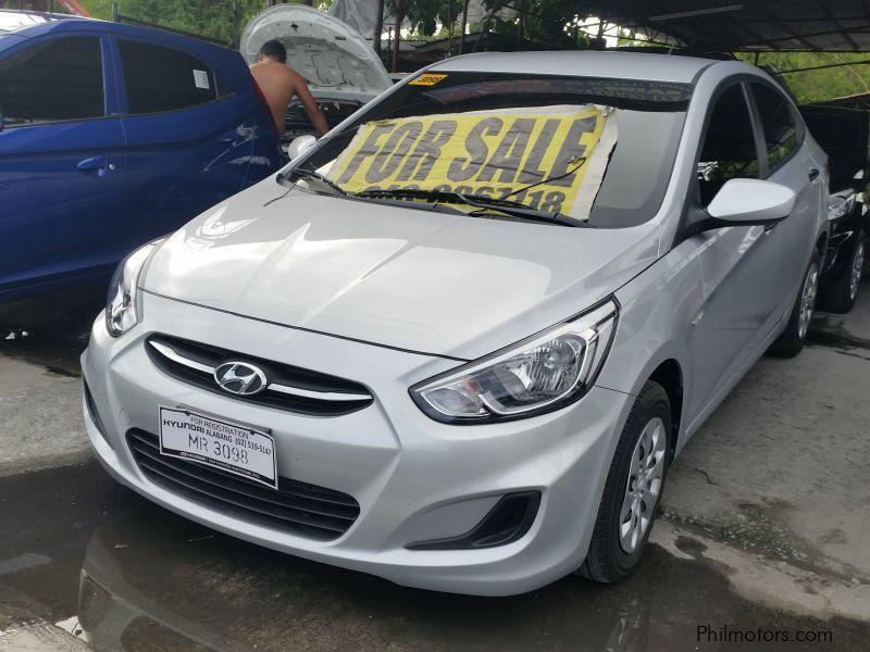 Hyundai Accent In Philippines