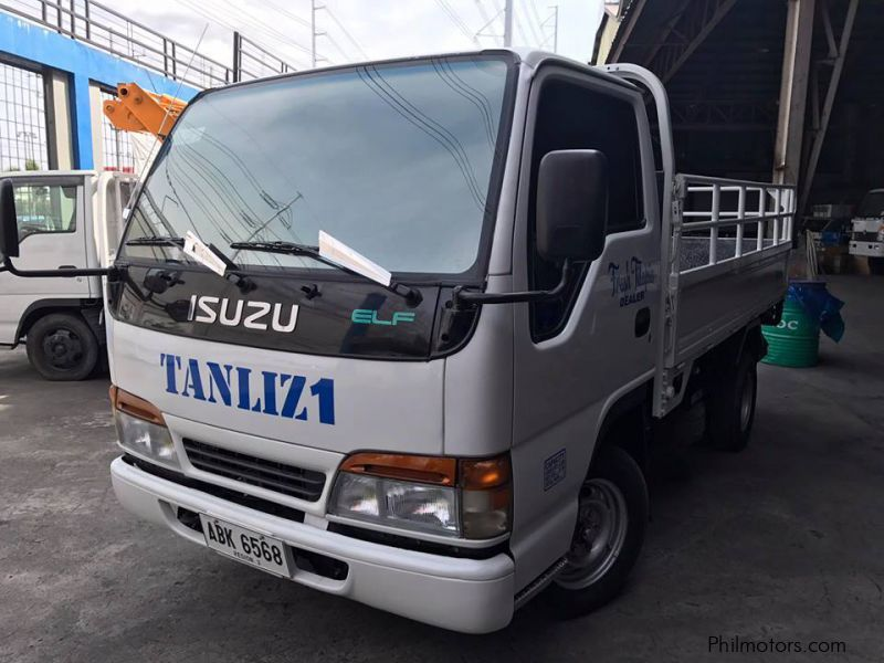 Isuzu Elf in Philippines