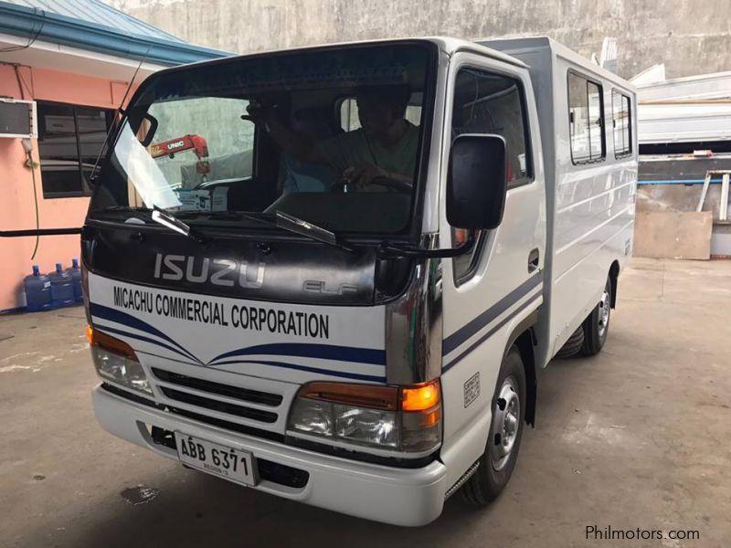 Used Isuzu Fb Passenger Van