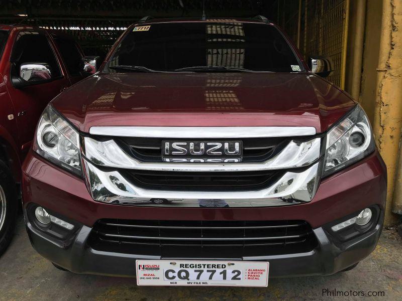Ford Explorer Limited >> Used Isuzu MUX | 2017 MUX for sale | Quezon City Isuzu MUX sales | Isuzu MUX Price ₱1,390,000 ...