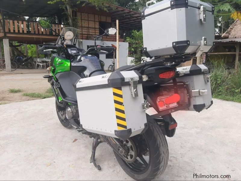 Kawasaki Versys 1000cc in Philippines