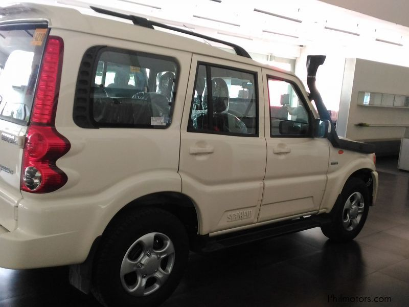 New Mahindra Scorpio 2017 Scorpio For Sale Makati City