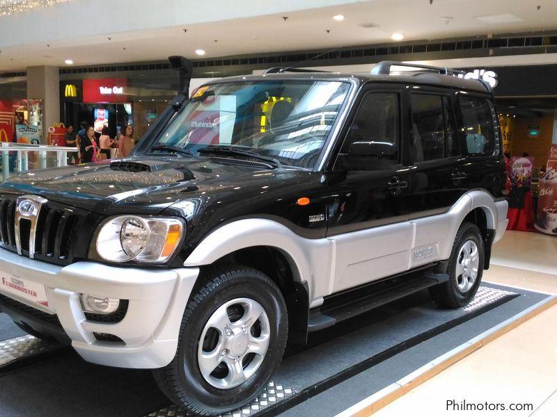 New Mahindra Scorpio 2017 Scorpio For Sale Makati City