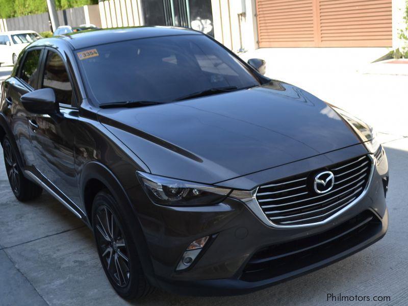 Used Mazda Cx3 2017 Cx3 For Sale Quezon City Mazda Cx3