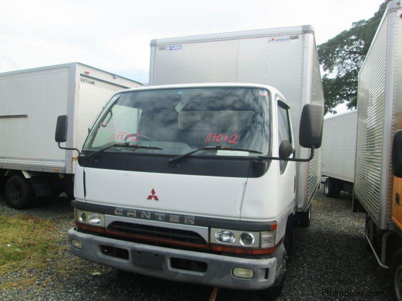 dc98b9bdc5 Mitsubishi Canter Aluminum Closed Van in Philippines ...
