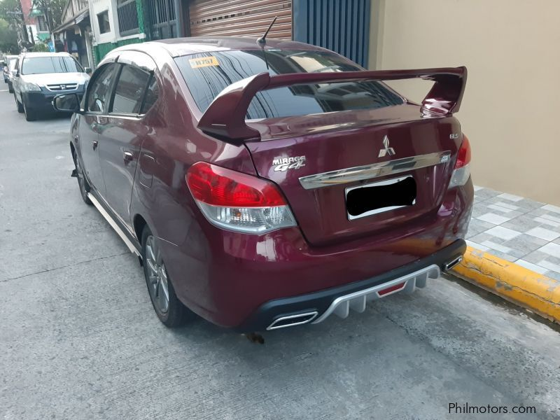 Mitsubishi Mirage GLS in Philippines